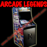 arcade legends mame game button