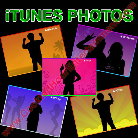 itunes photo package