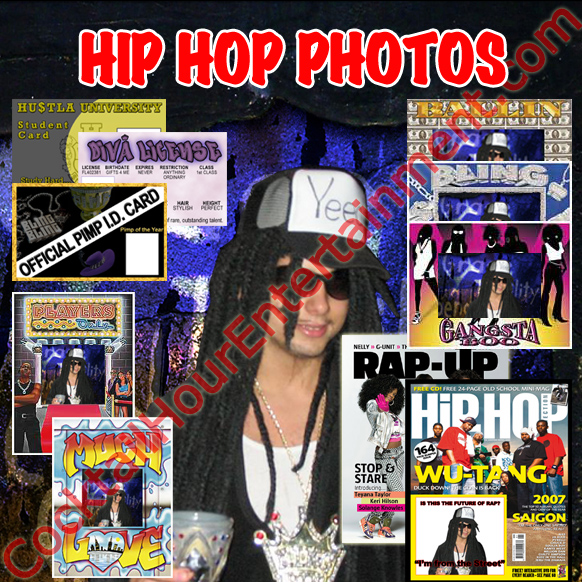 hip hop photo package