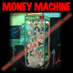 money machine button