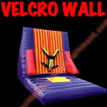 inflatable velcro wall button
