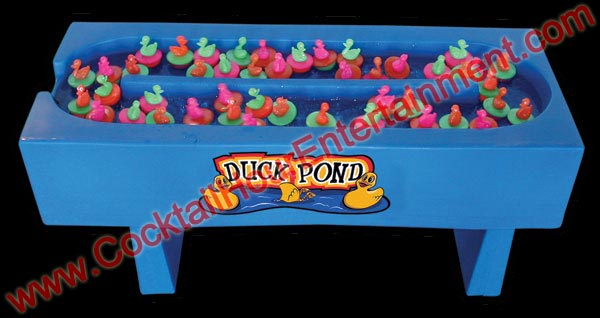 dunk pond for carnival games