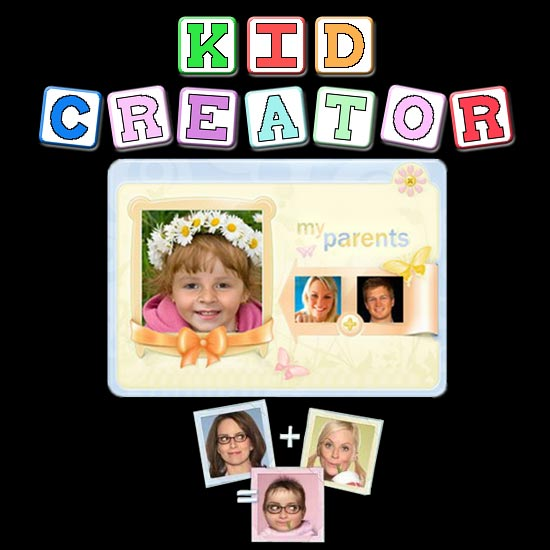 kid creator baby maker photo package