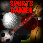 sport games button