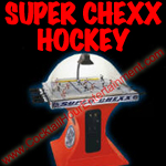 super chexx dome hockey button