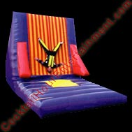 inflatable bungee run game rental for parties